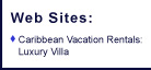 Web Sites: Luxury Villa Rentals