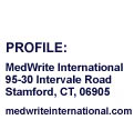 Looking for medical meetings planning services? Visit www.medwriteinternational.com