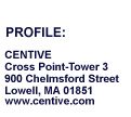 Centive Compel: Superior Sales Commission Management. Visit www.centive.com to learn more!